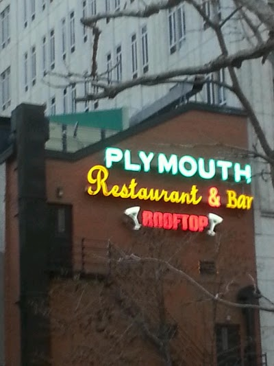 Plymouth Restaurant & Rooftop Bar