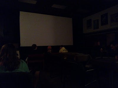The Screening Room Cinema Cafe
