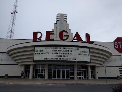 Regal Cinemas Elmwood Center 16